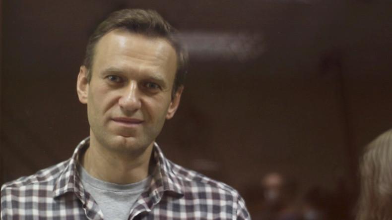 Amnesty ne qualifiera plus Navalny de « prisonnier d'opinion » à cause de ses propos racistes !
