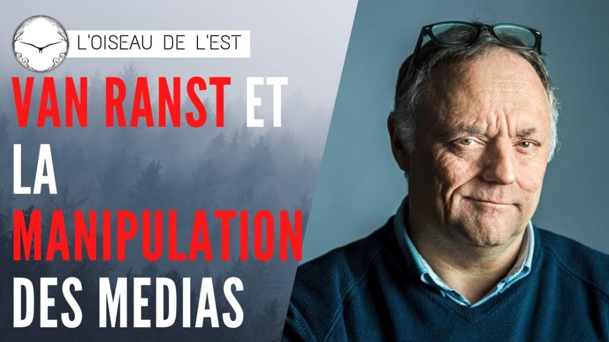 Le virologue Marc Van Ranst, le manipulateur assumé financé par Bill Gates !