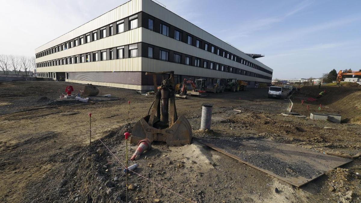 Le nouvel hôpital de Maubeuge est trop petit !