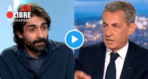 Procès Sarkozy : Médiapart débunke les mensonges de l'ancien président de la République