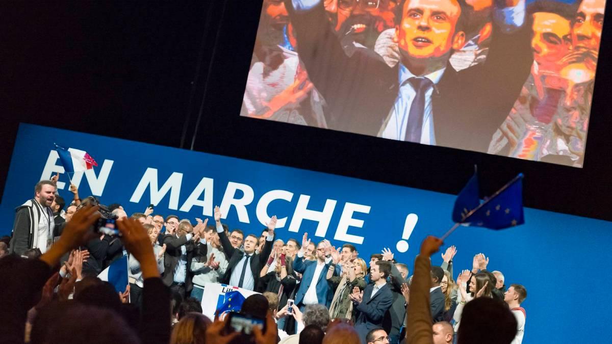 En Marche arrière : « Macron ne sera pas le candidat LREM » !