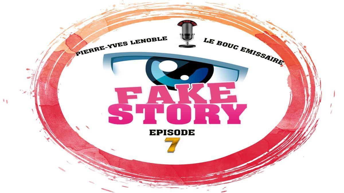 Fake Story #7 : discussion avec Le Bouc Émissaire et Pierre-Yves Lenoble