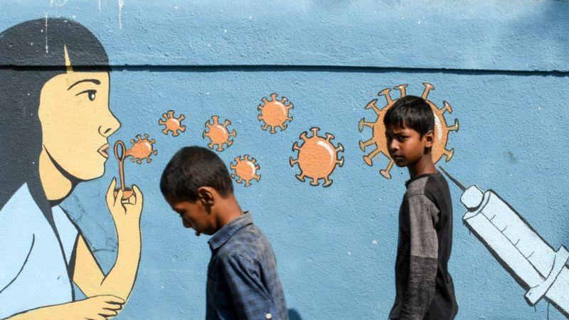 Les perturbations de Covid-19 ont tué 228.000 enfants en Asie du Sud, selon un rapport de l'ONU