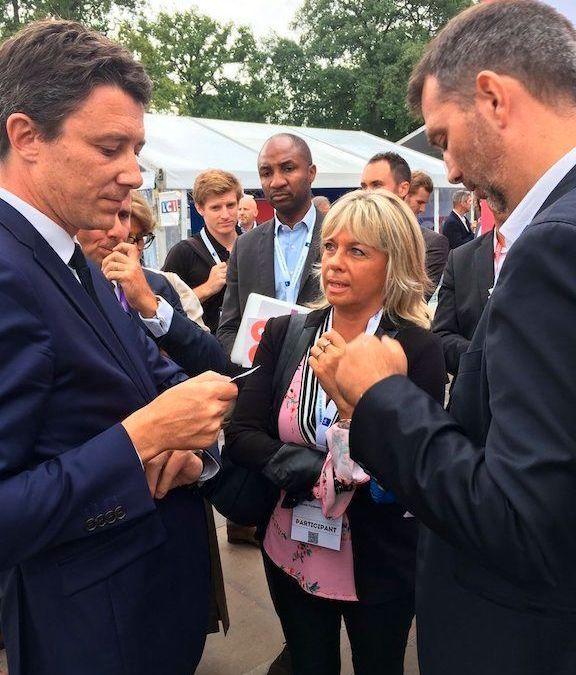 La députée LREM Pascale Fontenel-Personne organisait des excursions à l'Assemblée nationale… facturées 119 euros !