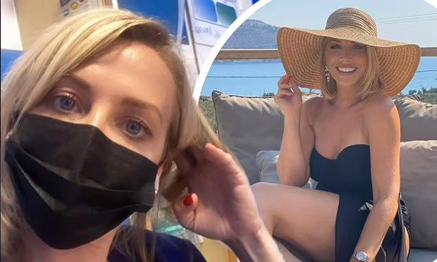 Laura Hamilton, de « A Place In The Sun », révèle qu'elle a été hospitalisée d'urgence après avoir fait une réaction à sa deuxième dose de vaccin Covid-19.
