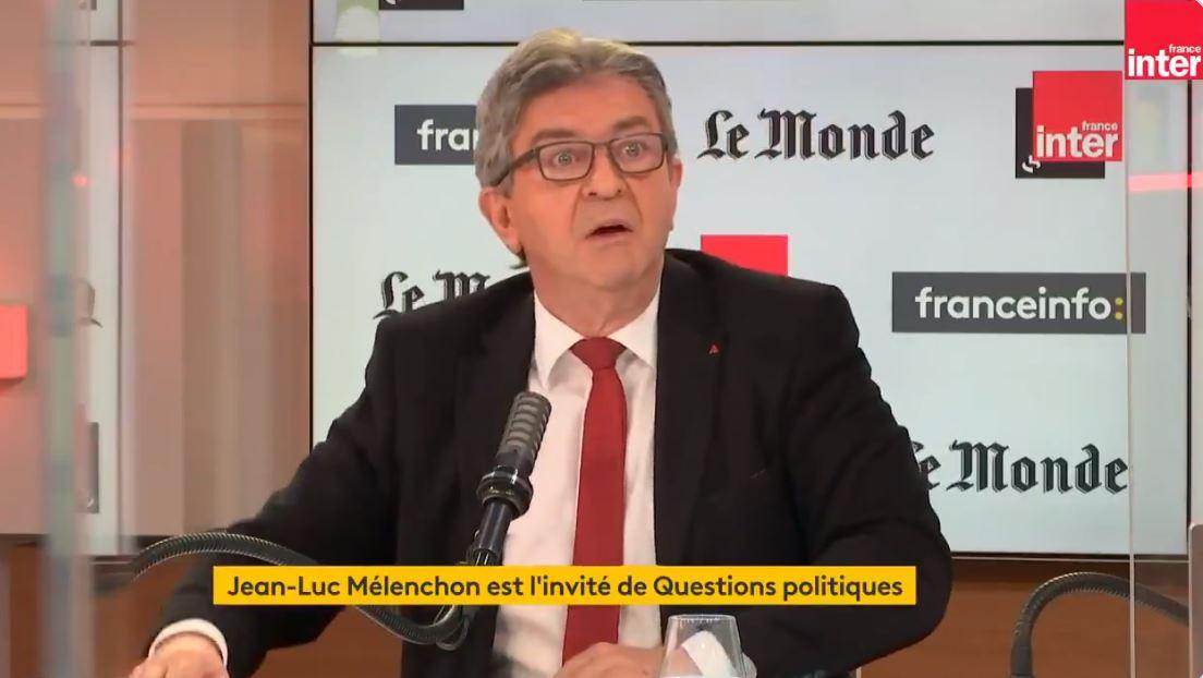 Le franc-maçon Mélenchon crie au complot (affaire M. Merah) !