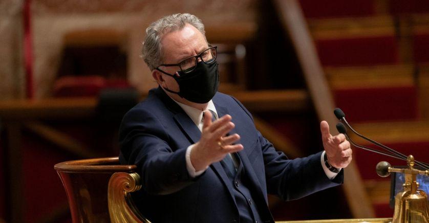 Exemplarité : le pass sanitaire refusé par Richard Ferrand à l'Assemblée nationale ?