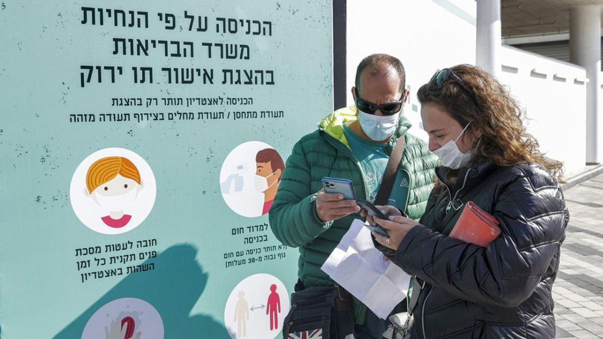 Coronavirus en israël : le passe sanitaire obligatoire pour les enfants dès 3 ans
