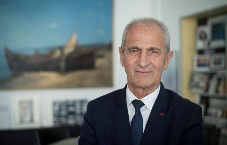 Toulon : Hubert Falco en garde à vue pour détournement de fonds publics