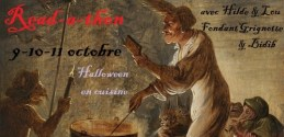 read-a-thon,rat halloween,rat gourmand