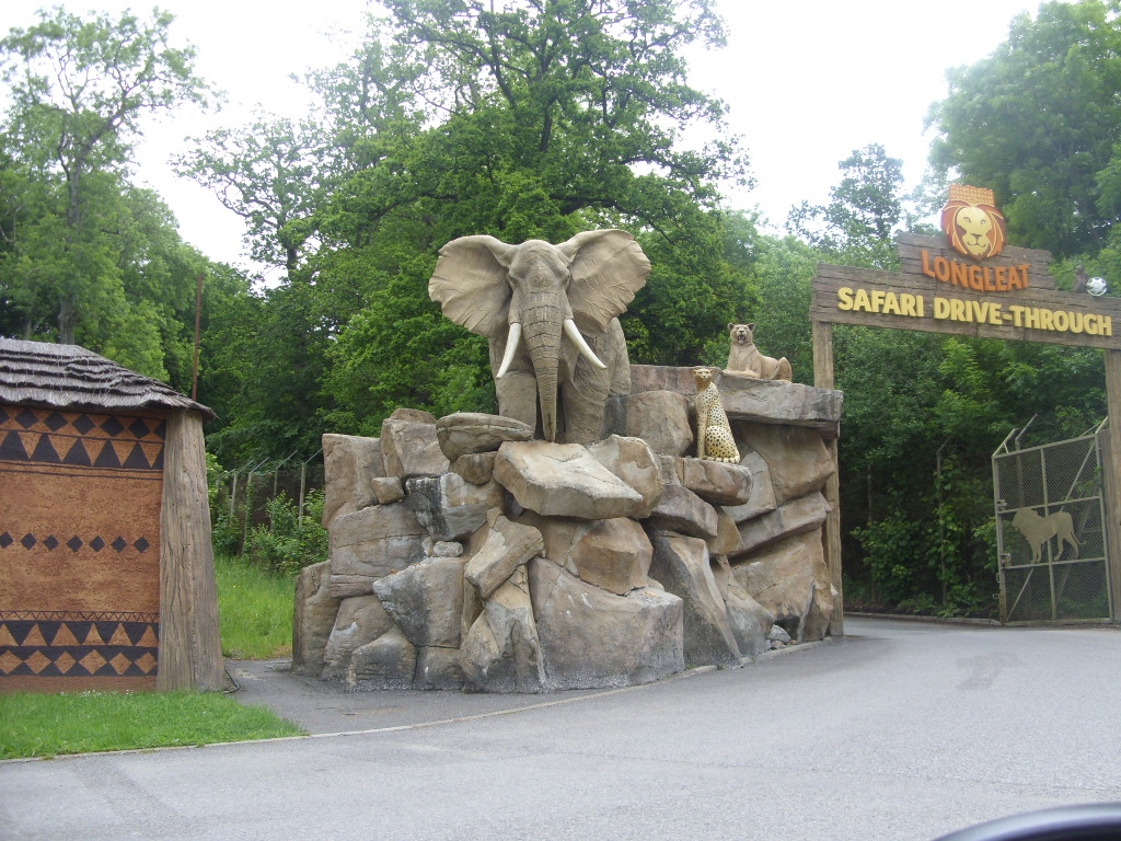 Close Encounters: A Visit to Longleat Safari Park
