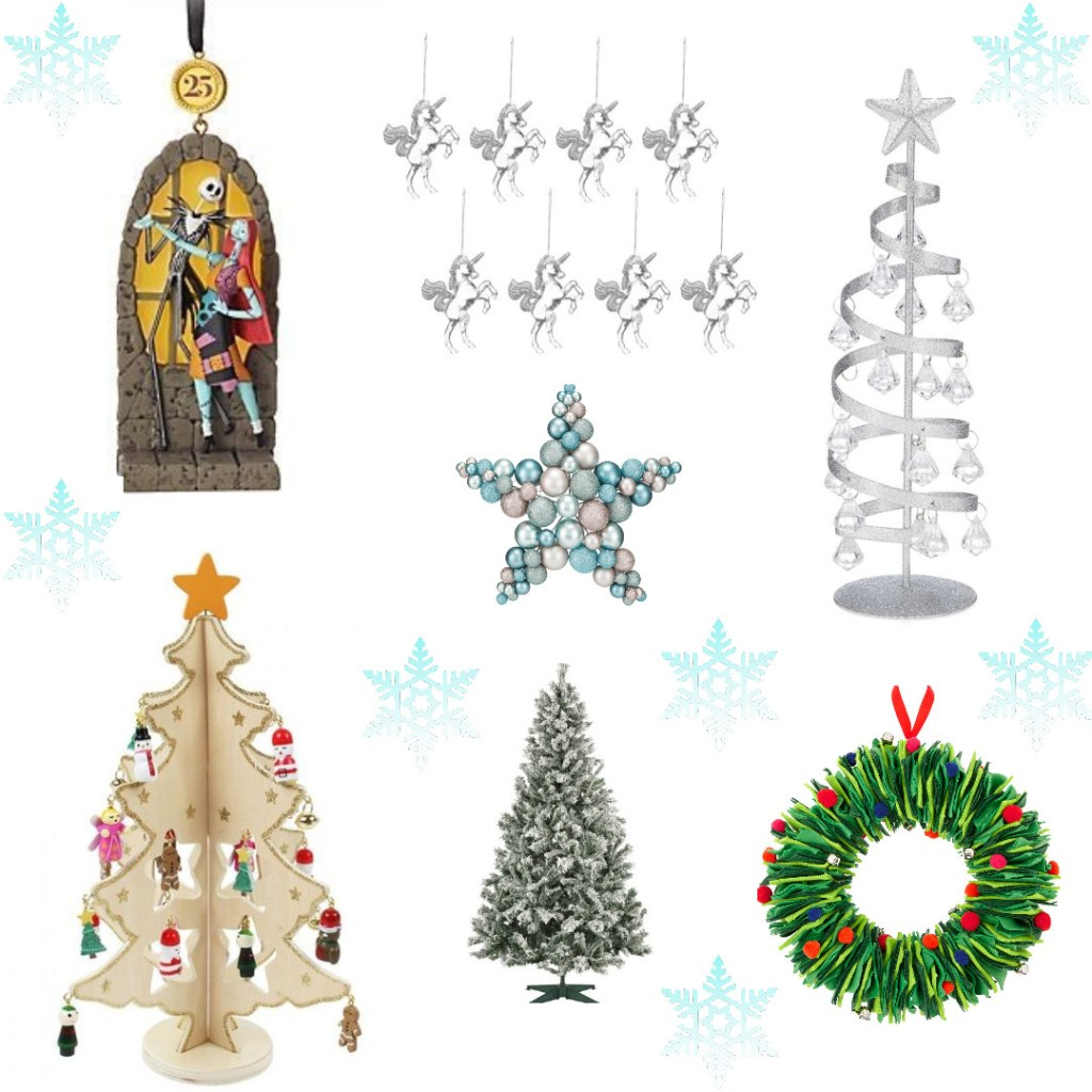 My Christmas Decorations Wish List