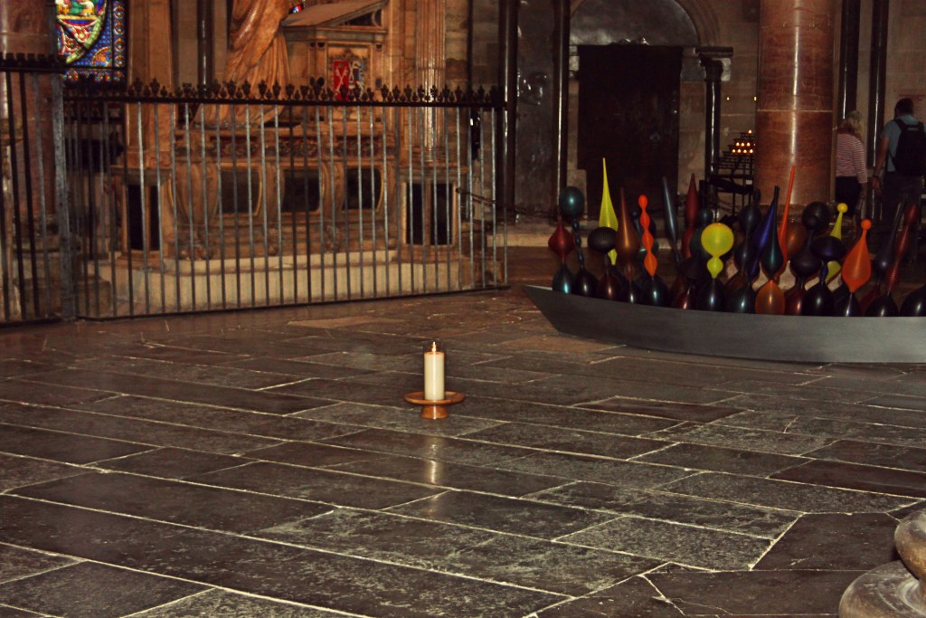 A Visit to Canterbury Cathedral