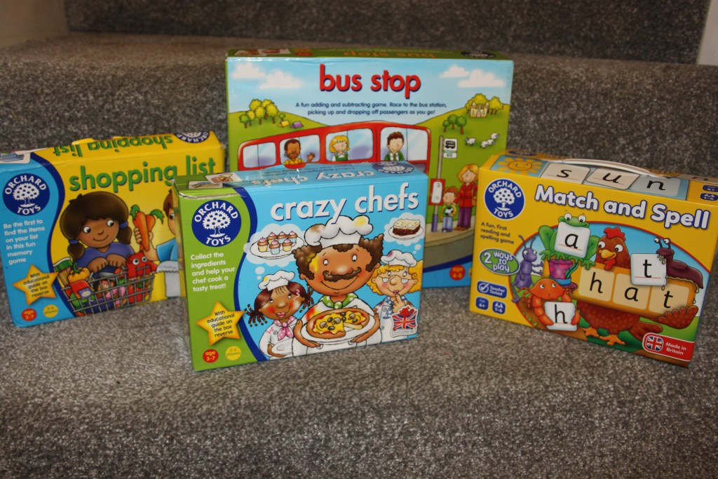Orchard Toys – Learning Made Fun