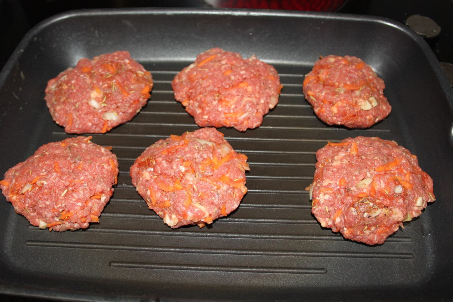 My Healthy Homemade Burgers #MeatMatters Challenge