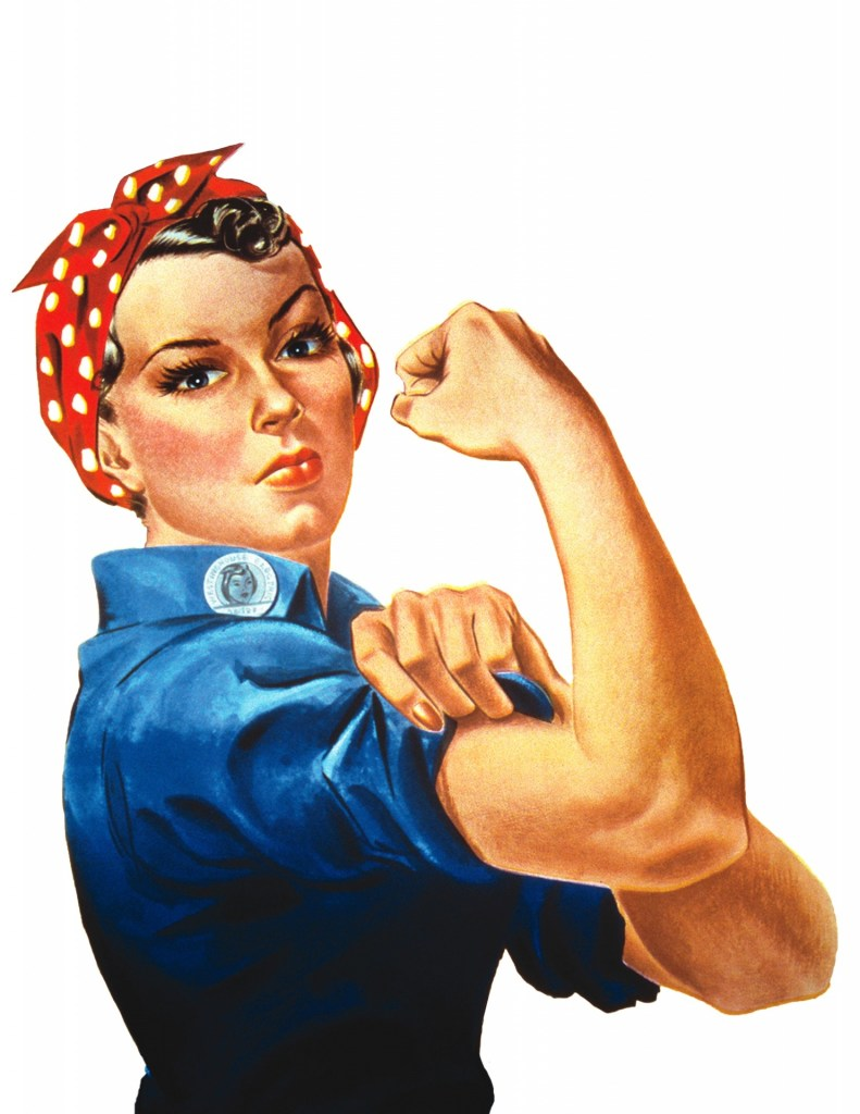 Women are stronger together!