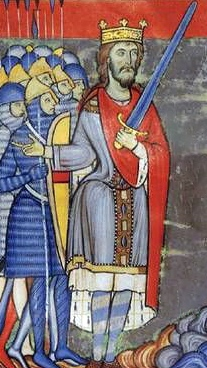 Henry II, founder of the Plantagenet dynasty.
