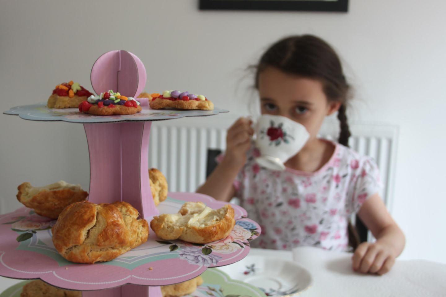 How to Create your Own Afternoon Tea