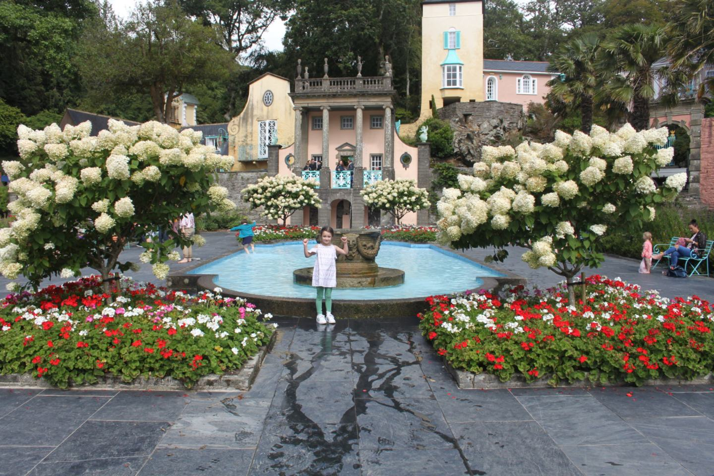 The Village of Portmeirion