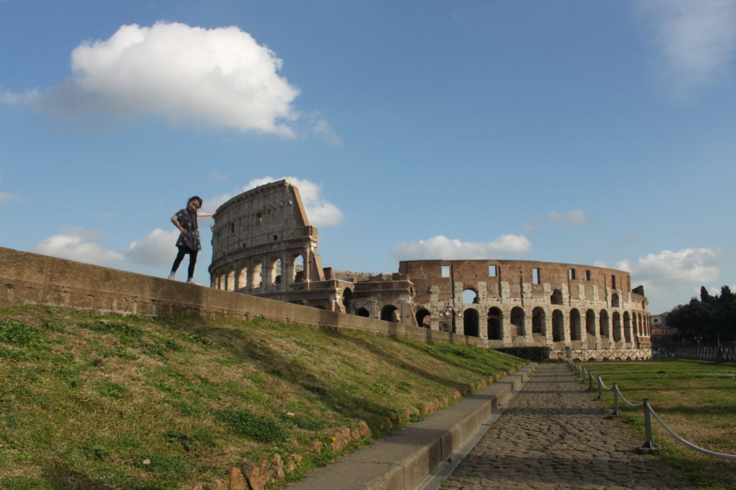 The Colosseum, A Brief History