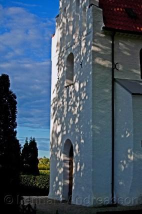 Dalköpinge kyrka utanför Trelleborg