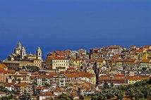 Imperia stad, Ligurien