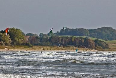 Kitesurfing Mossbystrand12