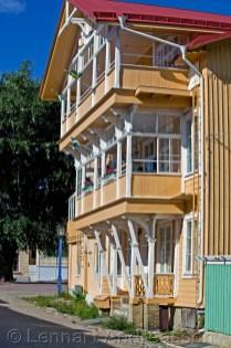 Snickarglädje i Marstrand