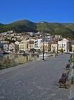 Samos city