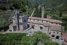 Klostret i Ceriana