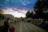 Gatuliv på Avenyn