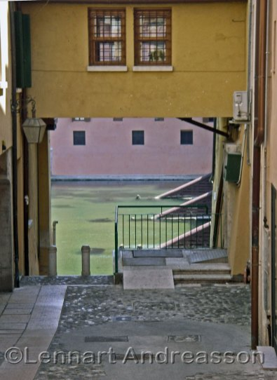 Buildings in Bassano del Grappa
