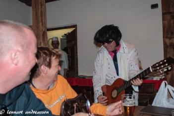 Italiensk Elvis presenterad av vår käre vän Tony Massara