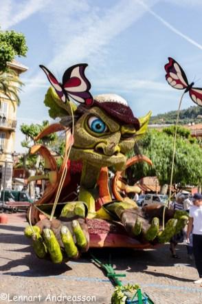 Blomsterfestivalen Ventimiglia
