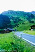 Sagolik natur i Schweiz