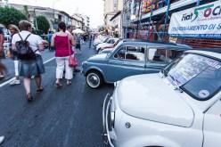 Musikfestival, Fiat 500 utställning