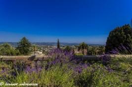 Utsikt över Grasse
