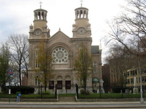 Julia Higgins Martini: St.Raymond Church