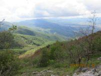Madonna del Sito Alto: Panorama