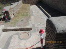 Ostia Antica. Mitreo di Felicissimo (foto P.Petrocelli)