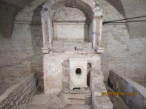 Altare del Mitreo della casa di Diana
