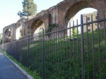 Acquedotto Neroniano a Via Statilia