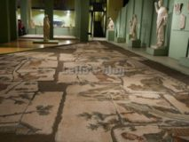 Centrale Montemartini: Mosaico Santa Bibiana