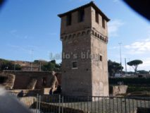 Circo Massimo: Torre della Moletta