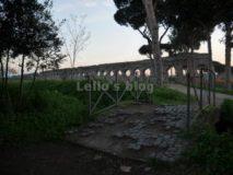 Parco degli Acquedotti: Antico ponticello sulla marrana