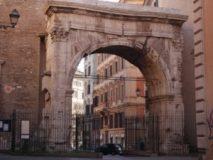 Arco di Gallieno (Porta Esquilina)