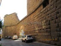 Muro della Suburra e Arco dei Pantani