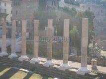 Fori Imperiali: Tempio della Pace