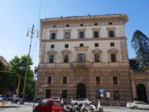 Auditorium di Mecenate: Palazzo Brancaccio