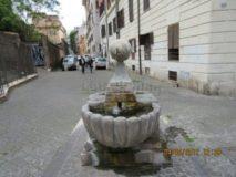 TEmpio di Iside: fontana